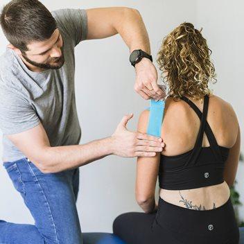 כאבי כתף - פיזיותרפיה לכתף