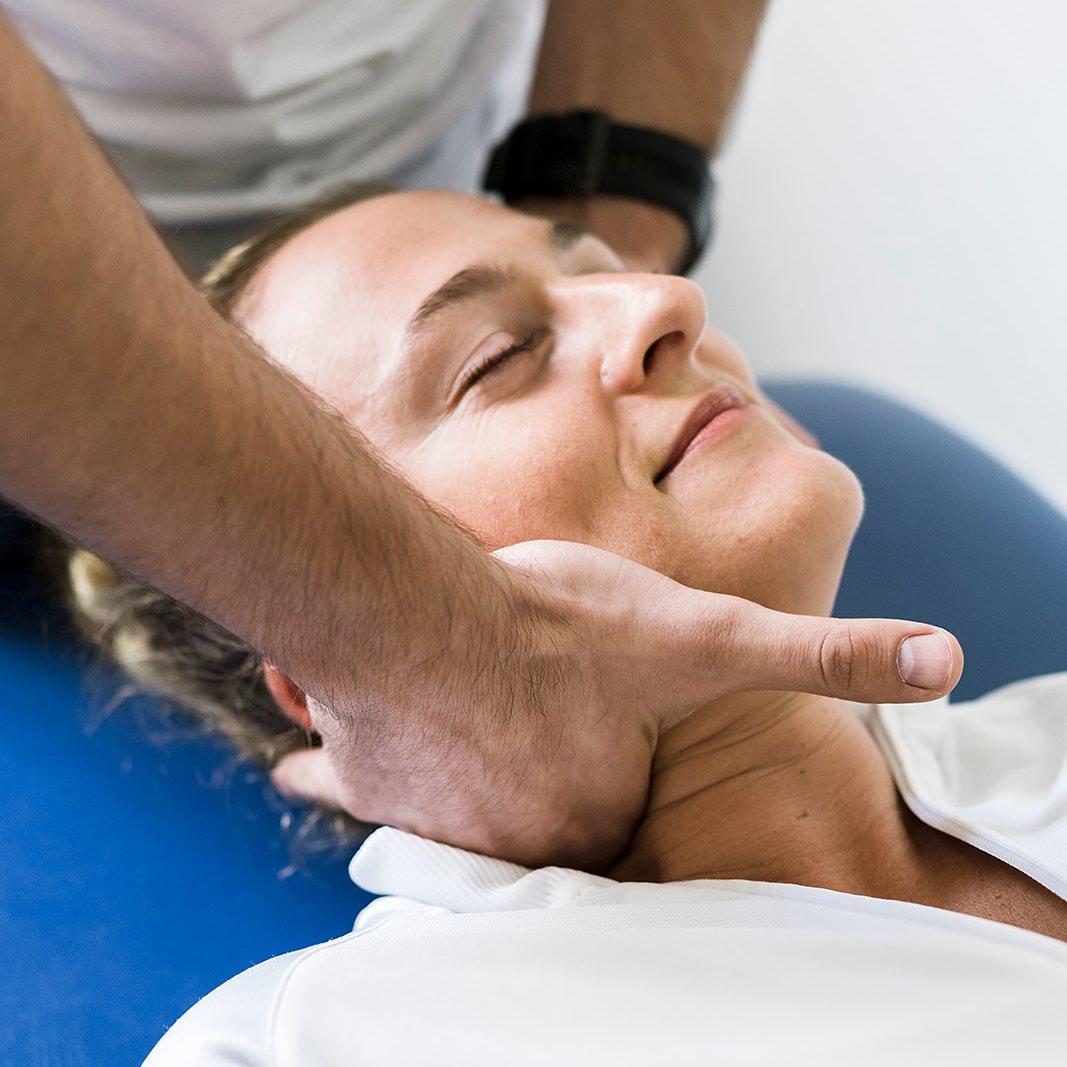 כאבי צוואר - טיפולי פיזיותרפיה