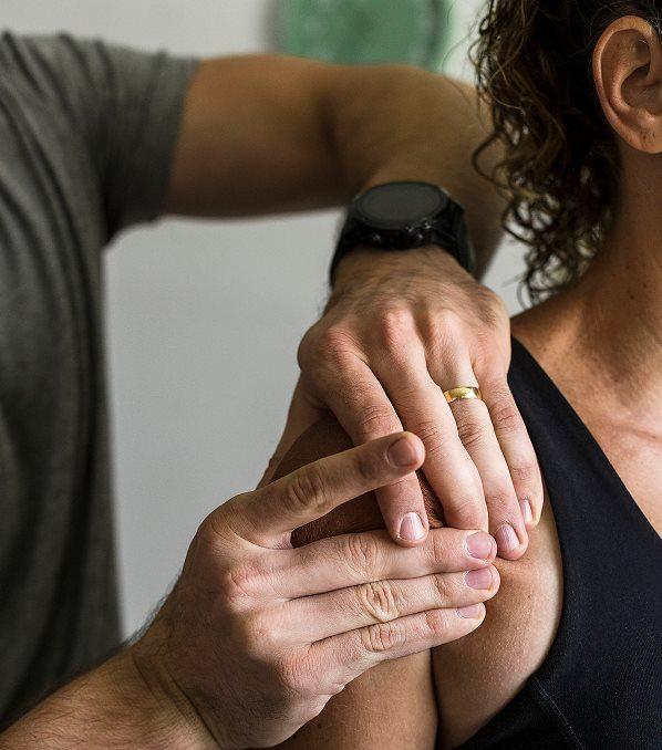 פיזיותרפיה לכתף - כאבי כתף
