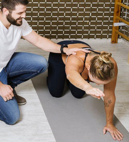 פיזיותרפיה 3 טיפולי פיזיותרפיה
