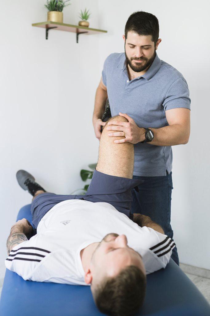 פיזיותרפיה לברך - תרגילי פיזיותרפיה