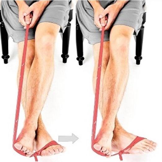 תרגילי פיזיותרפיה אחרי שבר בקרסול - חיזוק
