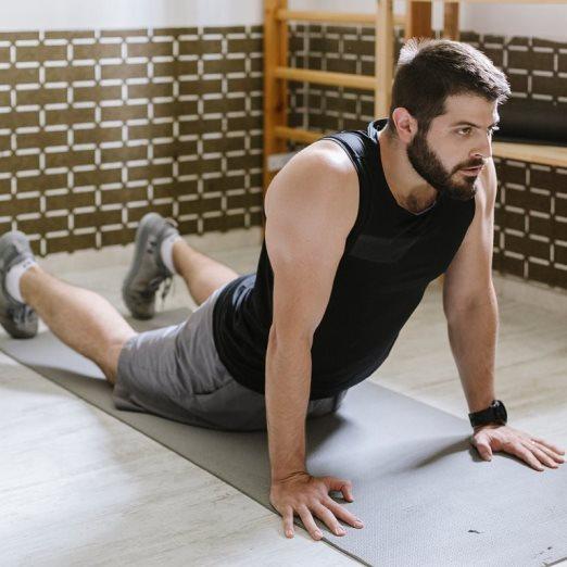 תרגילי פיזיותרפיה לגב